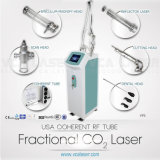 Most Popular CO2 Fractional Laser Machine with Metal Tube