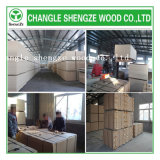 Cheap Price 12mm Laminated Particleboard for Furniture