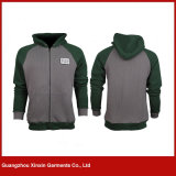 Custom Fashion Two Tone Hoodies Sweater for Men and Women (T76)