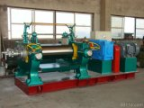 Two Roll Mixing Mill with Press Button Brake&Foot Brake Safe Syestem