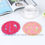 Wholesale Flaxible Silicone Coffee Coaster