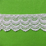 Water Solubale Allover Lace Trim (C18)
