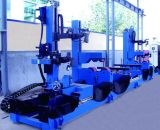 Four-Torch Pipe-Flange Circumferential Seam Automatic Welding Machine