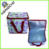 Travelling Picnic Cooler Bag with Aluminium Foil