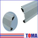 77mm Aluminum Single Layer Slat, Roller Shutter Slat (TMS77J)