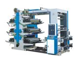 Six Color Flexography Printing Machine