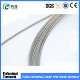 Coated Steel Wire Rope 7X19 14mm