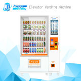 "Salad Vending Machine with 22"" LCD Screen"