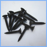 3.5mm Black Fine Thread and Coarse Thread Gypsum Board Screw