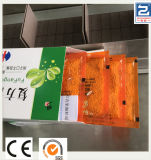 Full Automatic Pouch Packing Production Line with Cartoning Machine