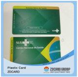 RFID Smart Plastic CPU Card