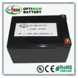 Optimumnano LiFePO4 12V 10ah UPS Battery