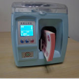 Intelligent Cash Strapping Machine for Paper Tape with 19-30mm