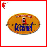 Rubber PVC Garment Labels