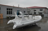 Liya Vacuum Absorption Motor Dinghy Rigid Inflatable Boat