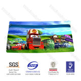 Cartoon Colorful Love Pencil Case, Cosmetic for Xmas, School