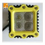 20W 12W Square 3D Reflector 3′′ Mini LED Work Light Jeep Accessories