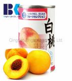 Canned Peaches Sugar Condiment