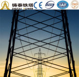 Angle Steel Electric Power Transmission Tower for Sale