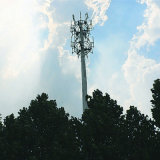 Microwave Teleommunication Power Transmission Tower