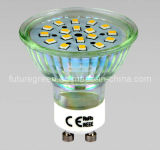 in Hot Sales GU10 18PC 2835SMD Cup