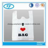 Design Logo PE Plastic Bag Shopping Bag
