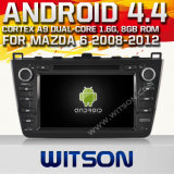 Witson Android 4.4 Car DVD for Mazda 6 2008-2012 with Chipset 1080P 8g ROM WiFi 3G Internet DVR Support