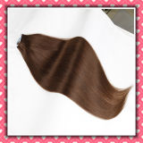 Factory Price Remy Hair Extensions Skin Weft Silky 18inches