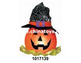 Halloween Pumpkin Lamp with Cap and Light Halloween Decorative (1017139)