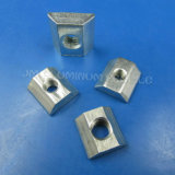 T Sliding Nut Block, Plating Steel for 40 /45 Series