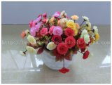 Holiday Decoration Artificial Flower Rose BH51023