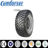 Comforser Car Tire with 31*10.50r15lt CF3000