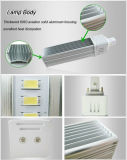 7W 5630SMD Samsung LED G24 LED Pl Lamp