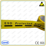 PVC Yellow Electrical Warning Tape