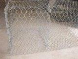 Wire Dia 2.7mm Hot Dipped Galvanized Gabion Box Stone Cage