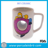 Special Coffee Mugs Ceramic Donut Mug