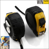 (5m/16ft) Precision Graduated Steel Measuring Tape Best Civil Construction Tool (RUT-019)