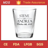Cheap Custom Standard Engraved Shot Glass Size Collection