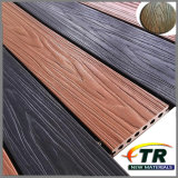 3D Embossing Co-Extrusion WPC Composite Decking