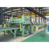 Cold/Hot Rolled Galvanized Colored Prepainted Steel Cut to Length Line
