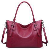 Four PU Women Handbag Travel Canvas School Shopping Laptop Ladies Tote Cosmetic Bags Backpack Lady Handbags