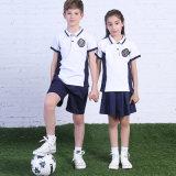 Design School Uniform Kids Polo Shirt for School