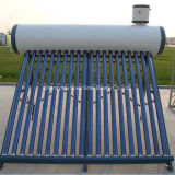Vacuum Tube Solar Water Heater with Assistant Tank