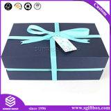 Premium-Grade Elegant Paper Gift Box for Baby Clothing Packaging