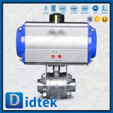 Didtek High Pressure Stainless Steel F316 Ball Valve