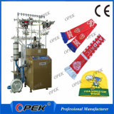 Automatic Circular Knitting Machine for Making Woman & Man Size Scarf