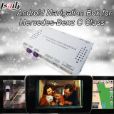 Car Upgrade Android Video Interface GPS Navigation for Benz C