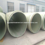 Glassfiber Hydraulic Transmission FRP Pipes GRP Pipeline