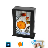 7 Inch HD Screen Table Menu Holder WiFi Advertising Mobile Charger for Restaurant and Bar Coffee Shop Salon