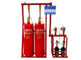 Factory Direct Wholesale 70L-180L FM200 Fire Extinguisher System